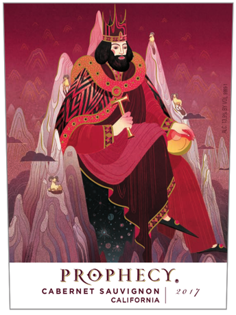 Prophecy Cabernet Sauvignon V17 750ML image number 4