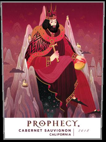 Prophecy Cabernet Sauvignon V18 750ML image number 2