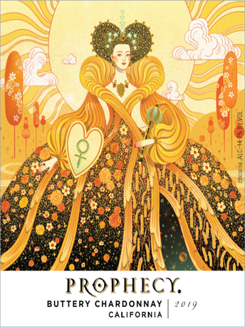 Prophecy Chardonnay V19 750ML image number 3